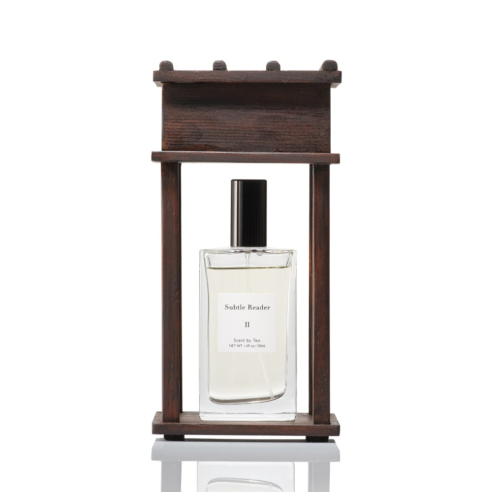 Subtle Reader II Room Spray & Scent Box